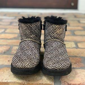 UGG Australia Short Boots — Hardly Worn RARE